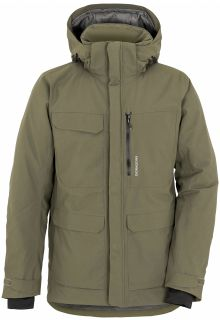 Didriksons---Rain-jacket-for-men---Sebastian---Fog-Green