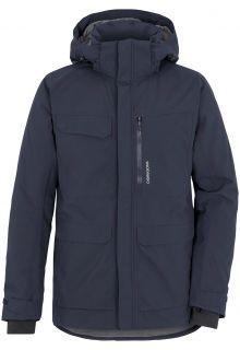 Didriksons---Rain-jacket-for-men---Sebastian---Darkblue