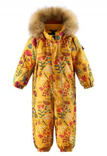 Reima---Snowsuit-for-babies---Reimatec---Lappi---Warm-yellow
