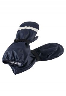 Reima---Rain-mittens-with-lining-for-children---Puro---Navy