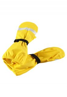 Reima---Rain-mittens-without-lining-for-children---Kura---Yellow