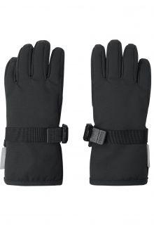 Reima---Winter-gloves-for-children---Tartu---Black