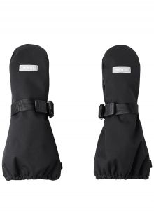 Reima---Mittens-for-babies---Askara---Black