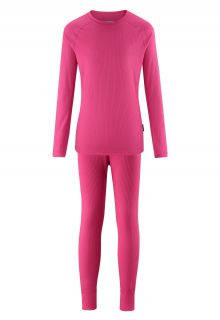 Reima---Base-layer-set-for-girls---Cepheus---Raspberry-pink