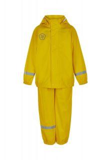 Color-Kids---Rainsuit-for-children---Solid---Yellow