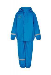 Color-Kids---Rainsuit-for-children---Solid---Surf-blue