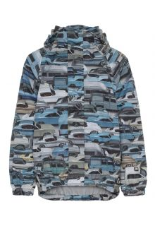 MOLO---Rain-jacket-for-boys---Waiton-Cars---Blue/Multi