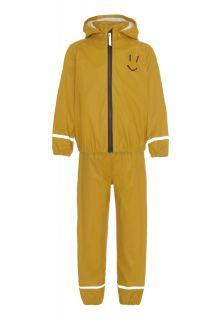 MOLO---Rainsuit-for-children---Zet-Smiley---Yellow
