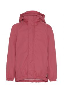 MOLO---Rain-jacket-for-girls---Waiton---Berry-red