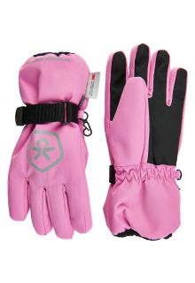 Color-Kids---Waterproof-gloves-for-girls---Fuchsia-Pink
