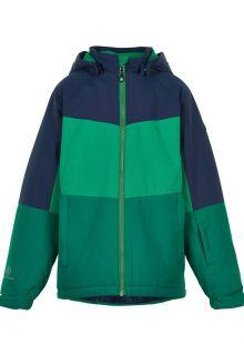 Color-Kids---Ski-jacket-for-boys---Colors---Green