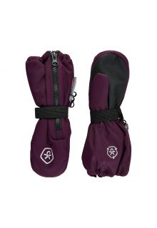 Color-Kids---Mittens-with-long-zipper-for-babies-&-toddlers---Potent-Purple