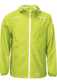 Pro-X-Elements---XL&D-ultra-lightweight-rain-jacket-for-men---Tour---Neon-yellow