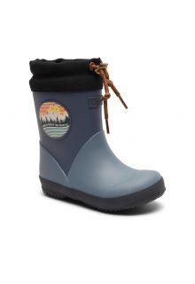Bisgaard---Winter-boots-for-babies---Thermo-II---Blue