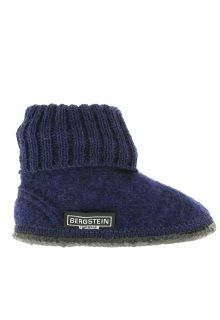 Bergstein---House-slippers-for-kids-and-adults---Cozy---Dark-Blue