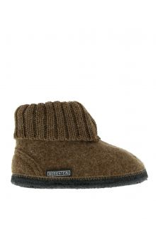 Bergstein---House-slippers-for-kids-and-adults---Cozy---Brown