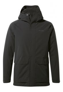 Craghoppers---Waterproof-thermic-jacket-for-men---Lorton---Black-Pepper