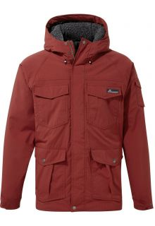 Craghoppers---Waterproof-jacket-for-men---Kody---Auburn