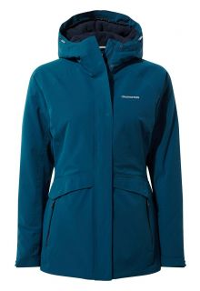 Craghoppers---Waterproof-thermic-jacket-for-women---Caldbeck---Poseidon-blue