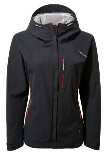 Craghoppers---Waterproof-shell-jacket-for-women---Explore---Black