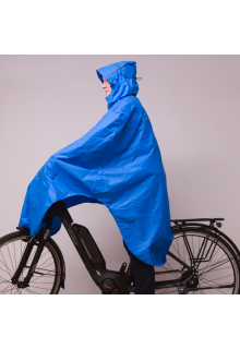 Lowland-Outdoor---Bicycle-poncho-for-adults---Blue
