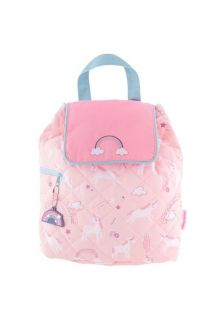 Stephen-Joseph---Quilted-backpack-for-babies---Unicorn