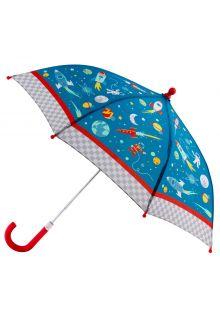 Stephen-Joseph---Umbrella-for-boys---Space---Blue