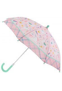 Stephen-Joseph---Umbrella-for-girls---Unicorn---Pink