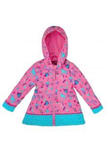 Stephen-Joseph---Raincoat-for-girls---Princess---Pink