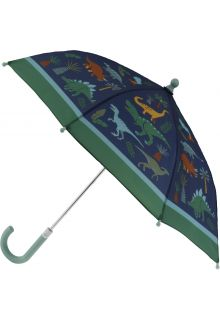 Stephen-Joseph---Umbrella-for-boys---Dino---Dark-blue/Green