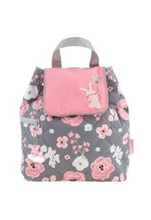 Stephen-Joseph---Quilted-backpack-for-babies---Bunny