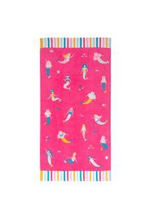 Stephen-Joseph---Beach-and-bath-towels-for-kids---Mermaid