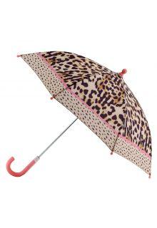Stephen-Joseph---Umbrella-for-girls---Leopard---Multi