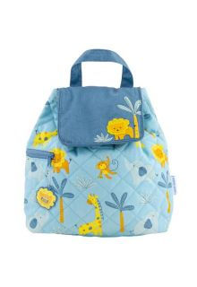 Stephen-Joseph---Quilted-backpack-for-babies---Zoo