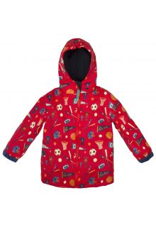 Stephen-Joseph---Raincoat-for-boys---Sports---Red
