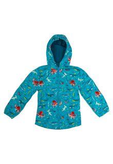 Stephen-Joseph---Raincoat-for-boys---Shark---Light-blue