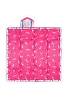 Stephen-Joseph---Wipeable-beach-blanket-for-kids---Pink