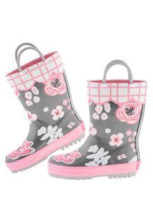 Stephen-Joseph---Rainboots-for-kids---Charcoal-floral