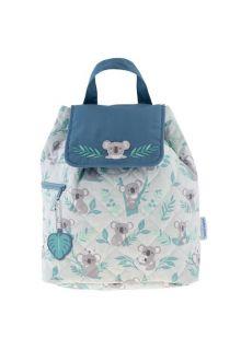 Stephen-Joseph---Quilted-backpack-for-babies---Koala