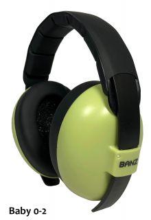 Banz---Noise-reduction-earmuffs-for-babies---Hear-no-Blare---Leaf-Green