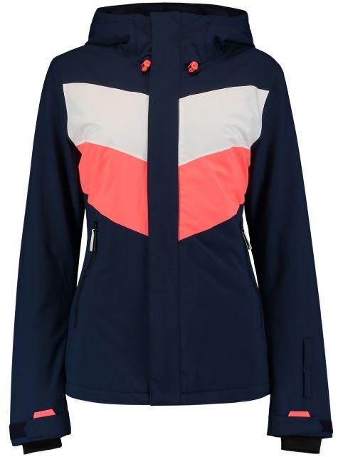 O'Neill---Ski-jacket-for-women---Aplite---Scale-blue
