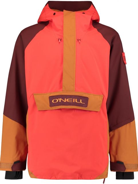 O'Neill---Ski-jacket-for-men---Original-Anorak---Fiery-Red