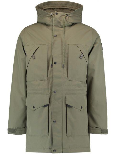 O'Neill---Winterjacket-for-men---Journey-Parka---Dusty-Olive