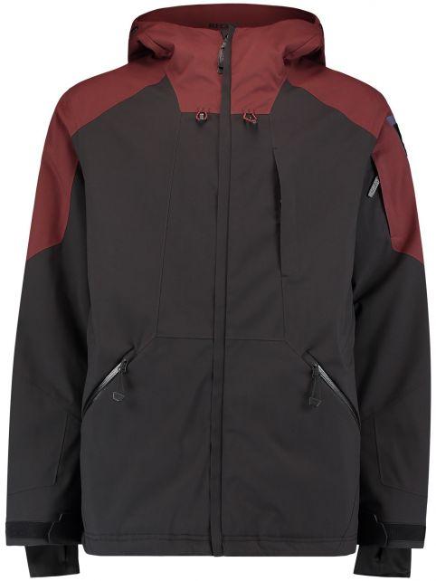O'Neill---Ski-jacket-for-men---Total-Disorder---Black