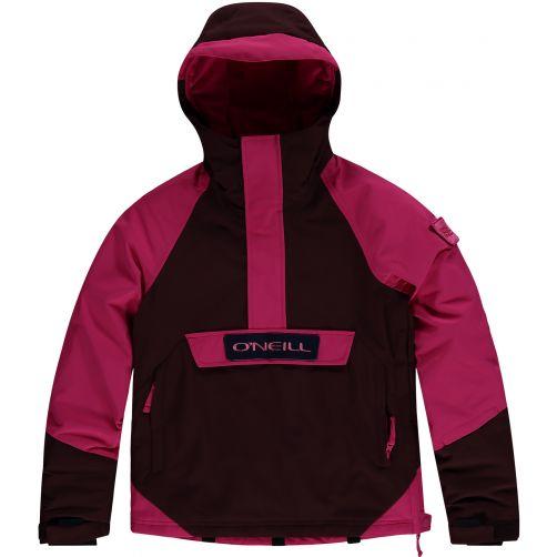 O'Neill---Ski-jacket-for-girls---Anorak---Bitter-Chocolate