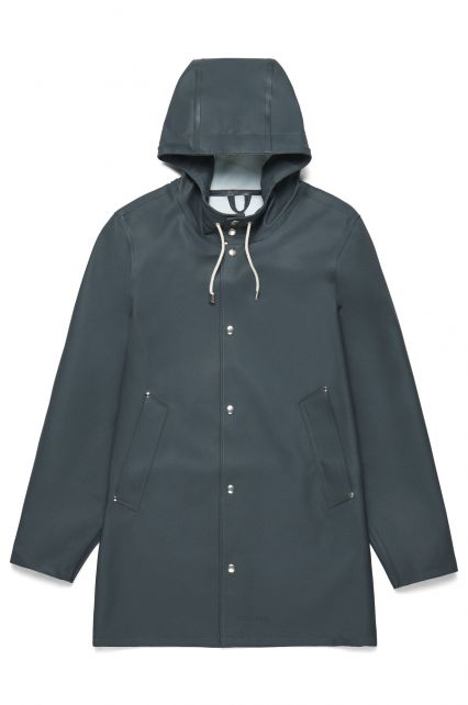 Stutterheim---Raincoat-for-men-and-women---Stockholm---Charcoal