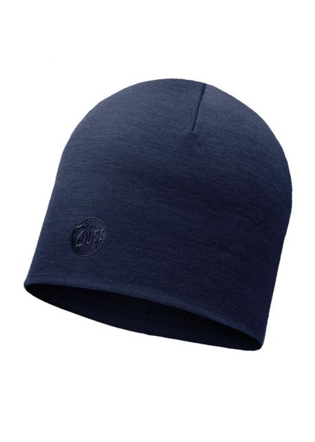 Buff---Heavyweight-Merino-Wool-Solid-Hat-for-adults---Regular---Denim