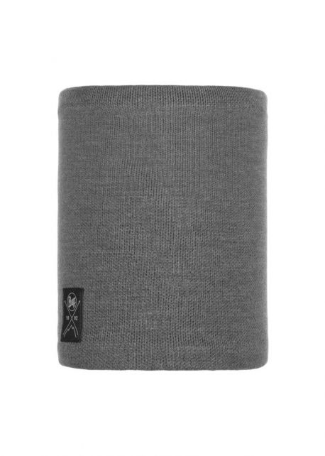 Buff---Knitted-Polar-Tube-scarf-Neo-for-adults---Grey