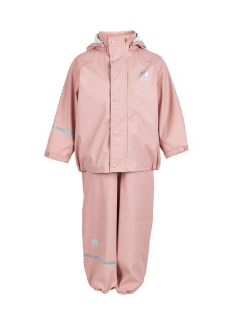 CeLaVi---Rain-suit-for-children---Vintage-Pink