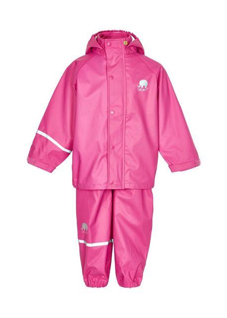 CeLaVi---Rainsuit-for-Kids---Pink